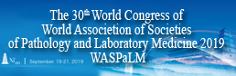 30th WASPaLM World Congress that will be held in Xi'an, China, on 19-21 September 2019